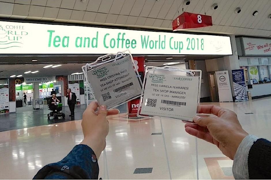 Tea & Coffee World Cup 2018